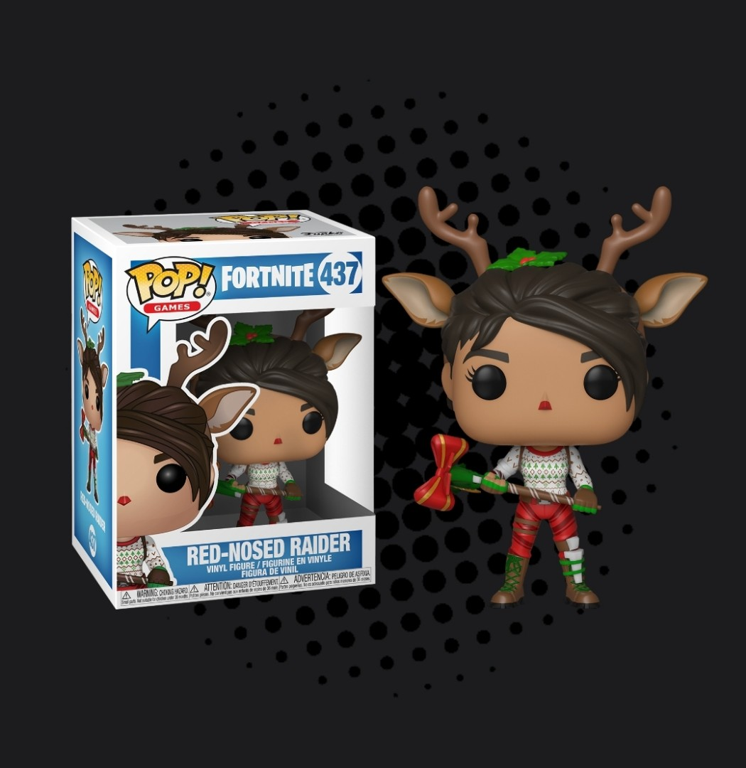 share this listing - red nosed raider fortnite pop