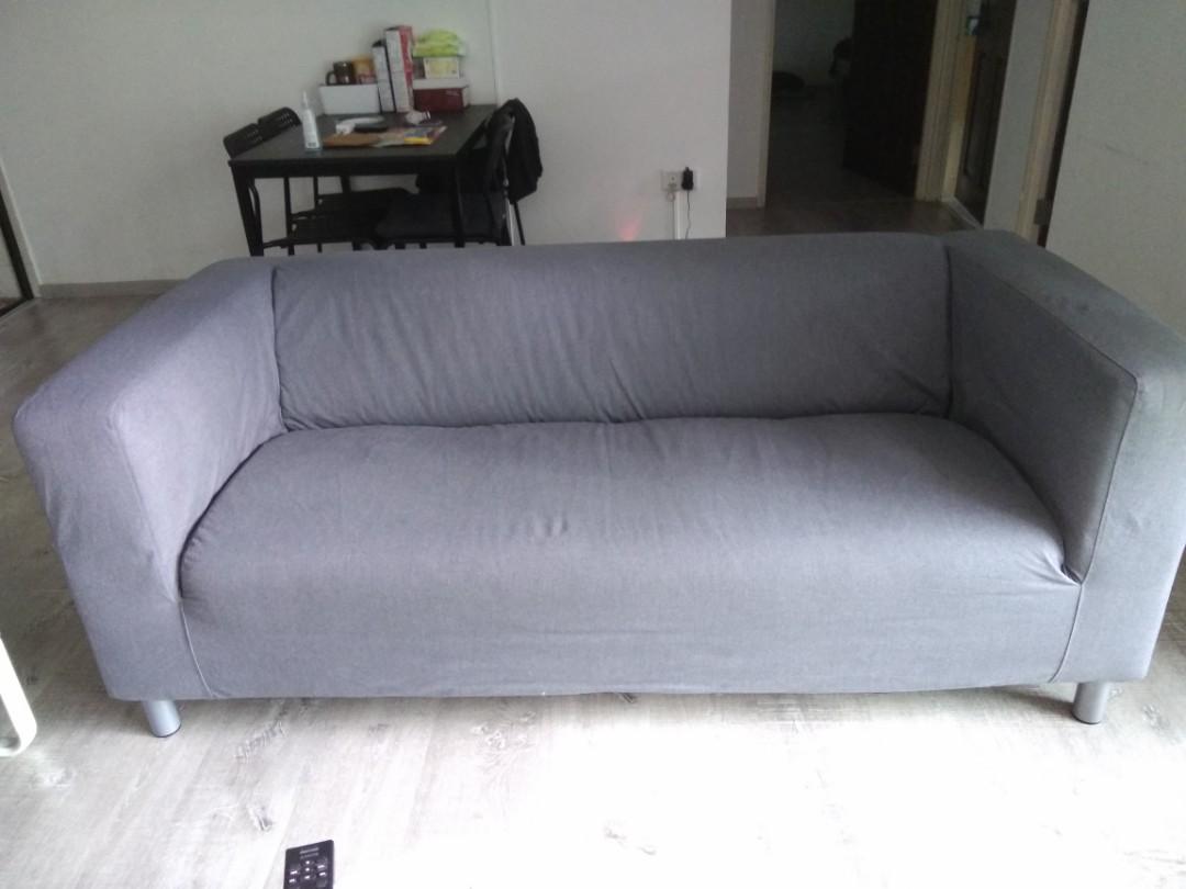 Ikea Klippan Sofa Furniture Sofas On Carousell