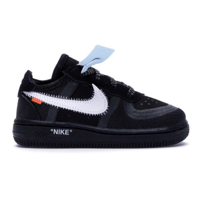405758ea3a450 💯 IN STOCK-5C  Nike Air Force 1 Low Off-White Black White (TD ...