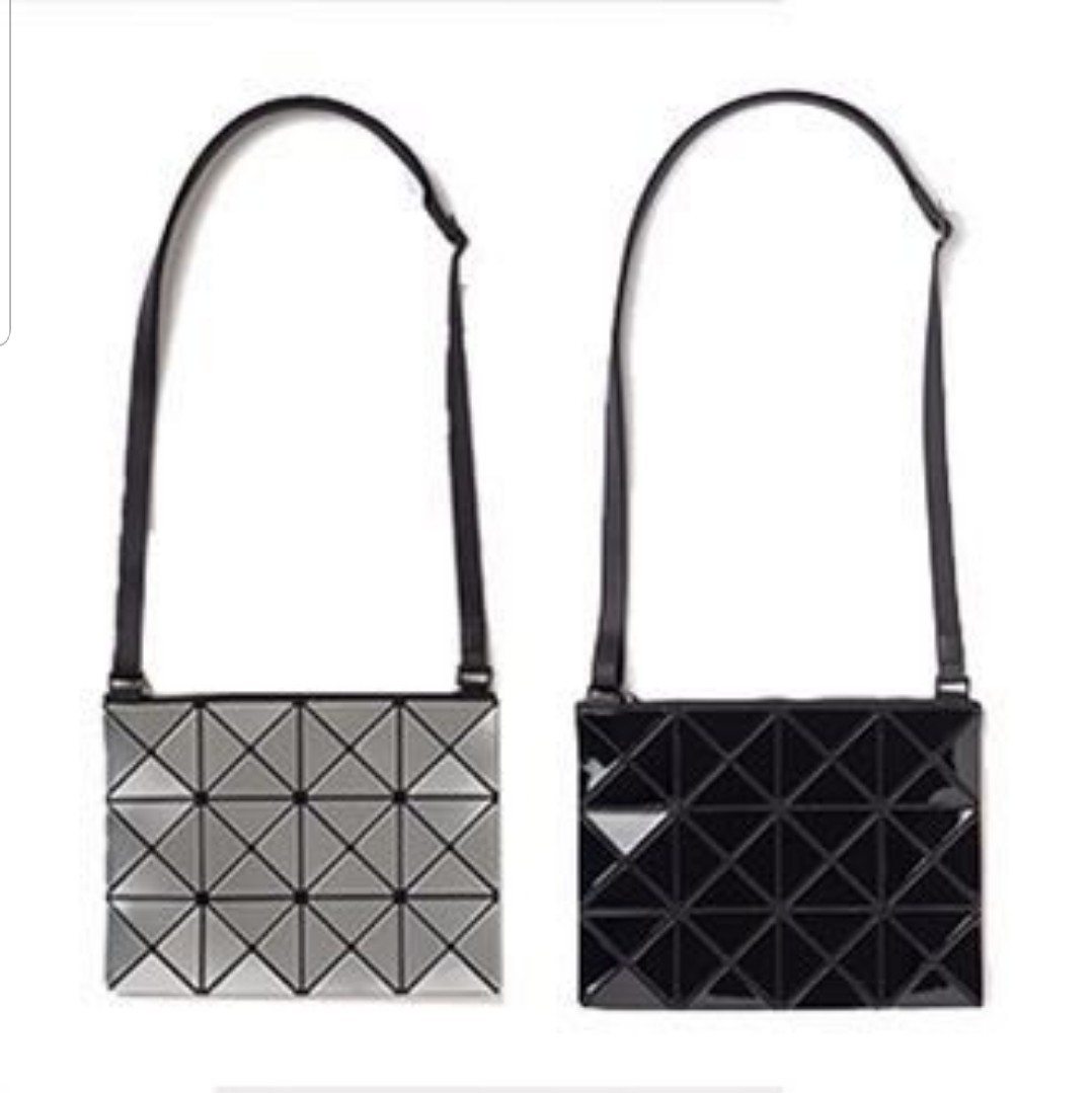 d0bf2926bbc Issey Miyake Bao Bao Lucent Crossbody Bag - New, Luxury, Bags ...