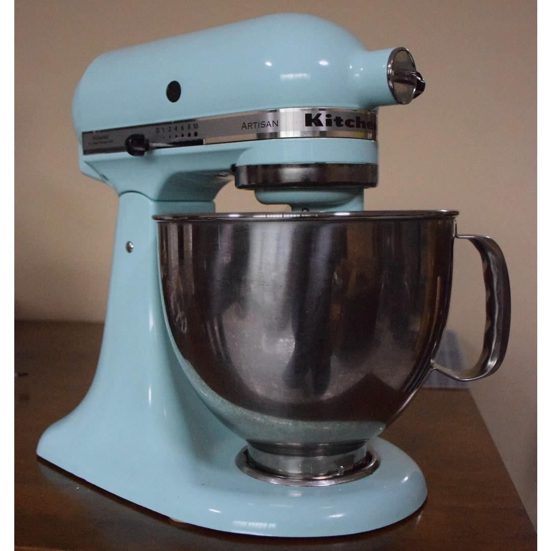Kitchenaid Artisan Series 4 8l Tilt Head Stand Mixer Ice