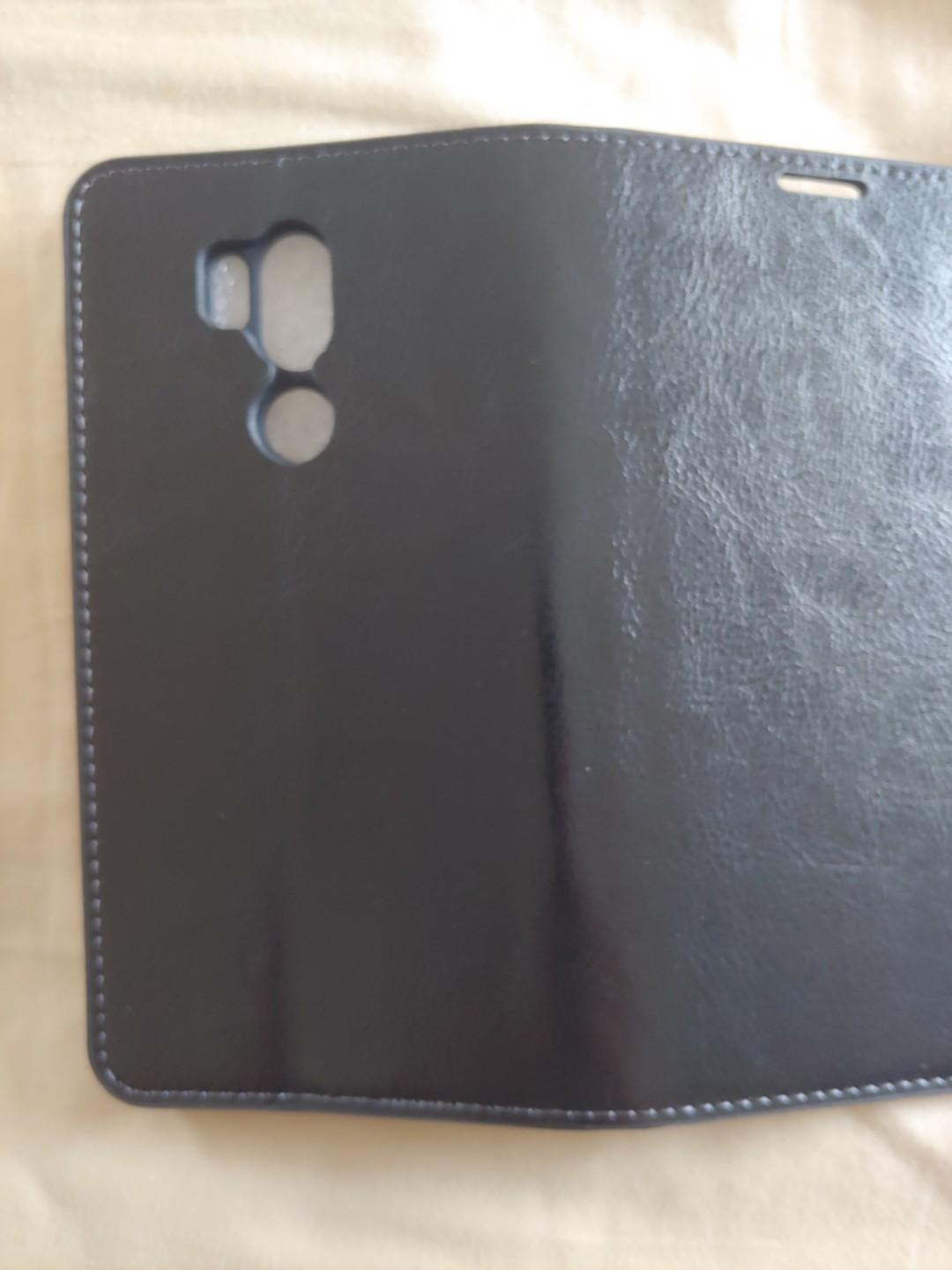 LG G7+ thinq case with card slots