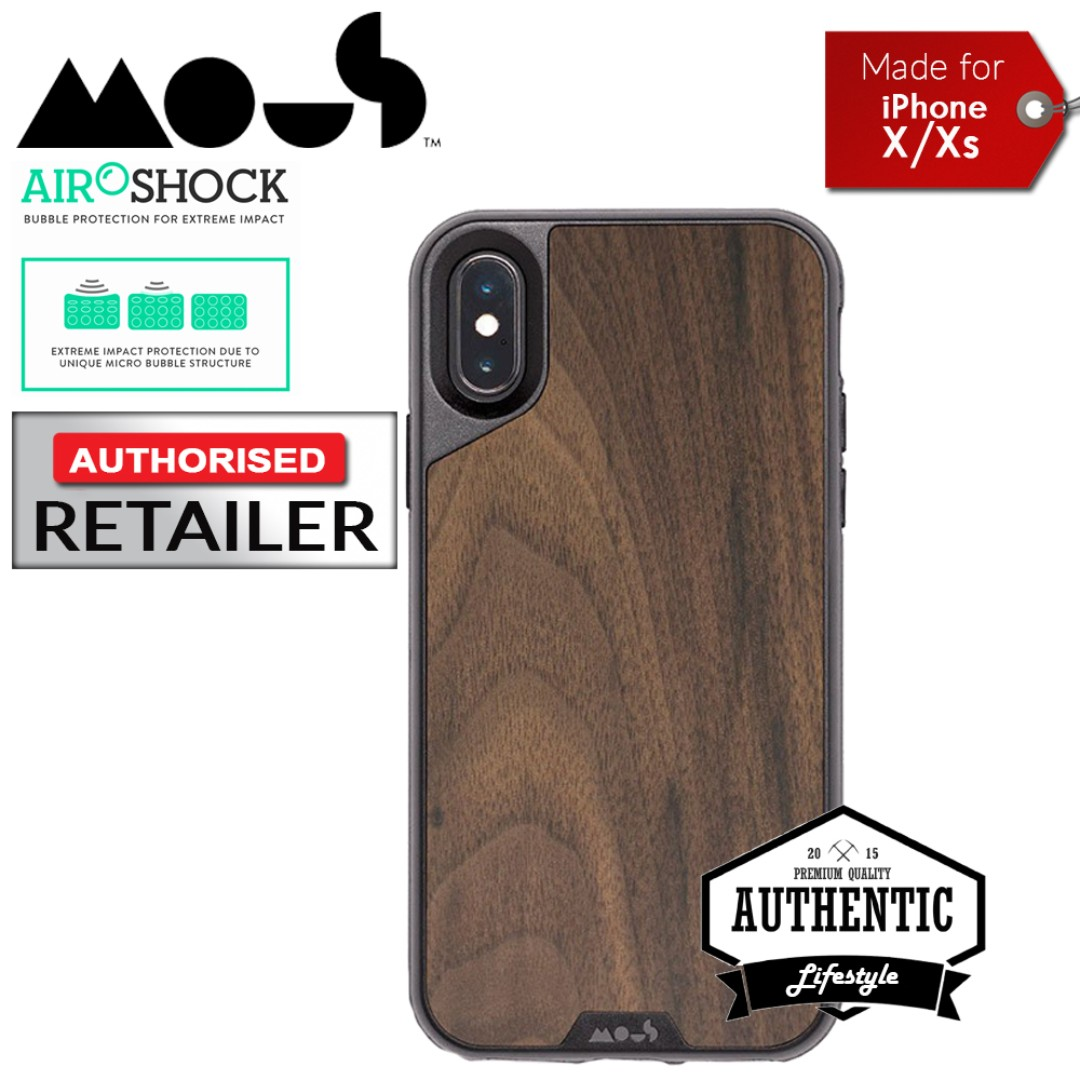hot sales a9f08 2765e MOUS LIMITLESS 2.0 for iPhone X / Xs + free Screen protector