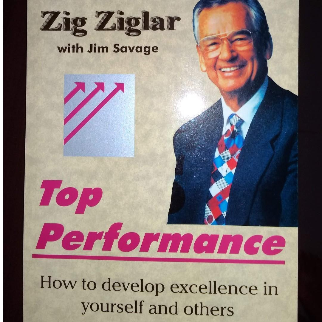 [NEW]Top Performance: How to develop excellence in yourself and others