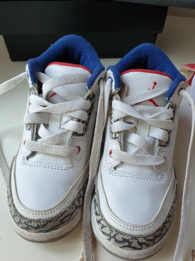 huge selection of 7abfa 73498 FAST DEAL! Nike Shoes Jordan 3 Retro for kids