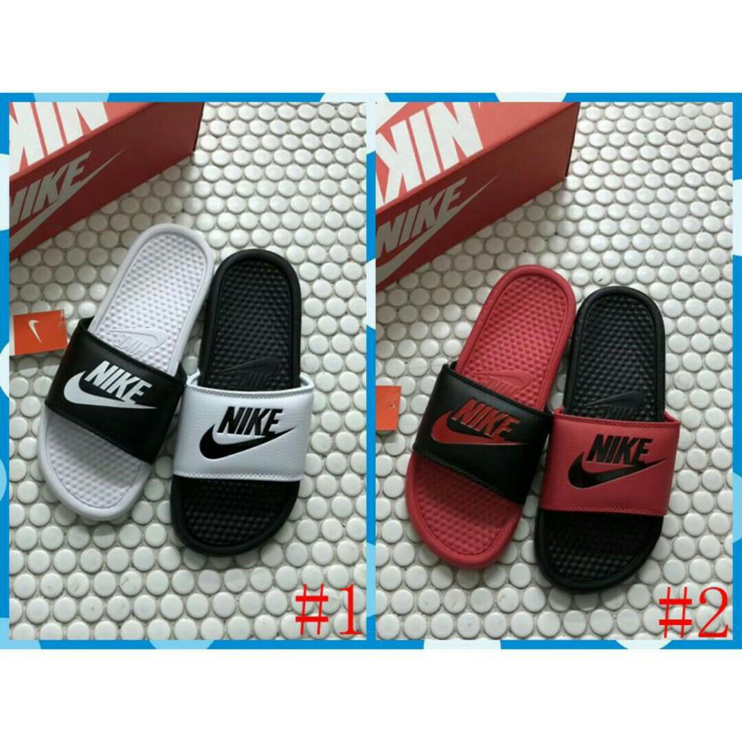fba1fdfa079cb OUEI Nike Benassi Slides Men Women