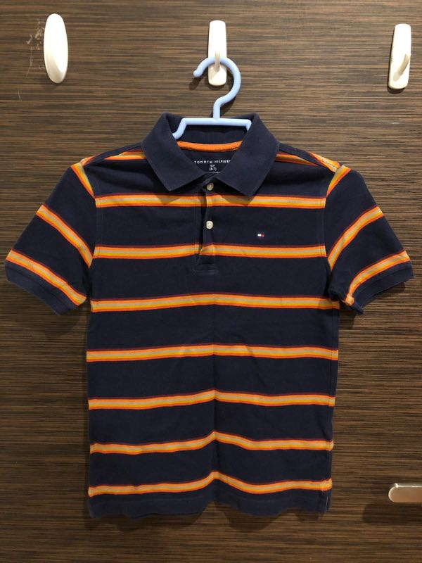 2ff908ac Pre-loved Tommy Hilfiger Boy's Polo T, Babies & Kids, Boys' Apparel ...