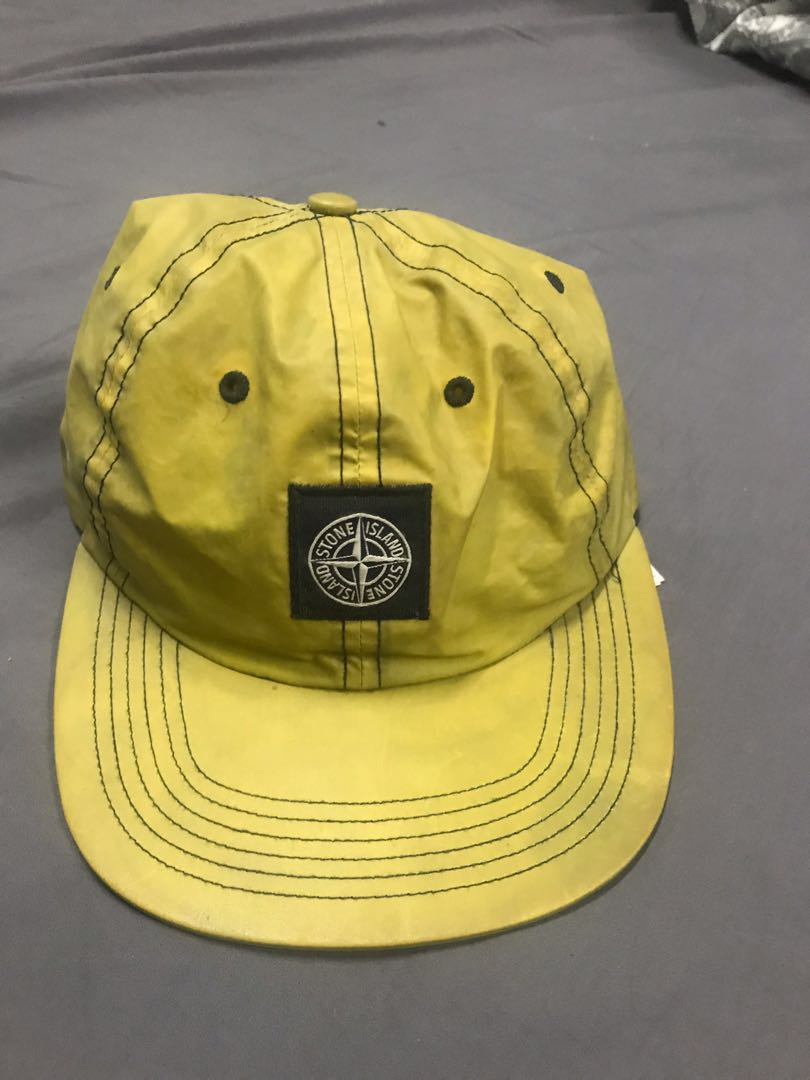 6a5a1b51573 Stone island X supreme heat reactive hat
