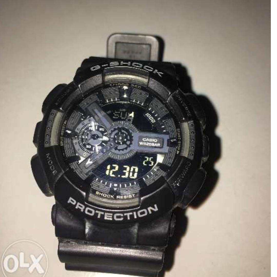Used Casio G Shock Final Sale Men S Fashion Watches On Carousell