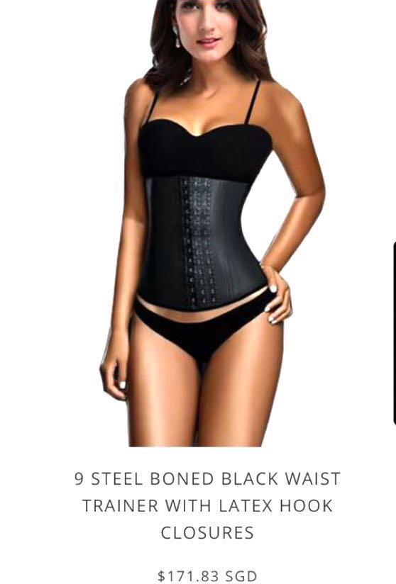 9d78bb4034 Waist trainer  corset  girdle (Price includes 2 corsets)
