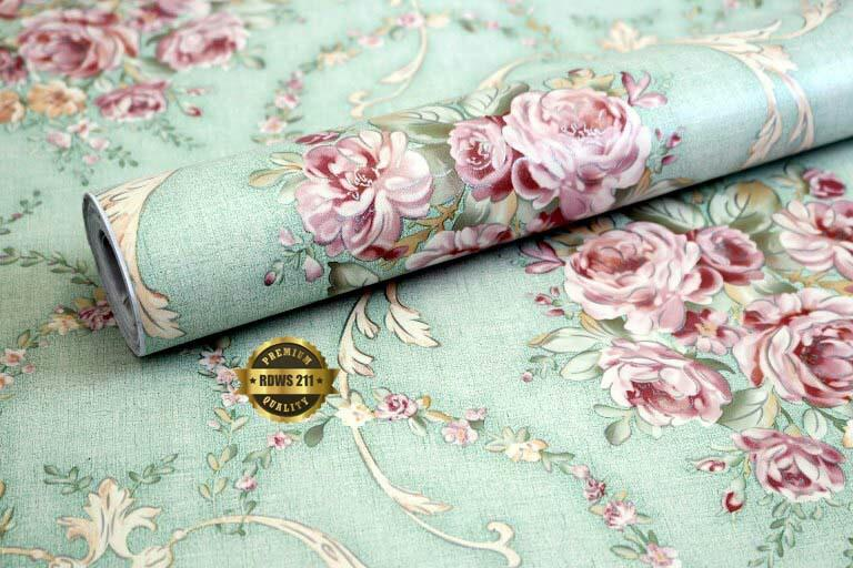 Wallpaper Dinding Shabbychic Home Furniture On Carousell