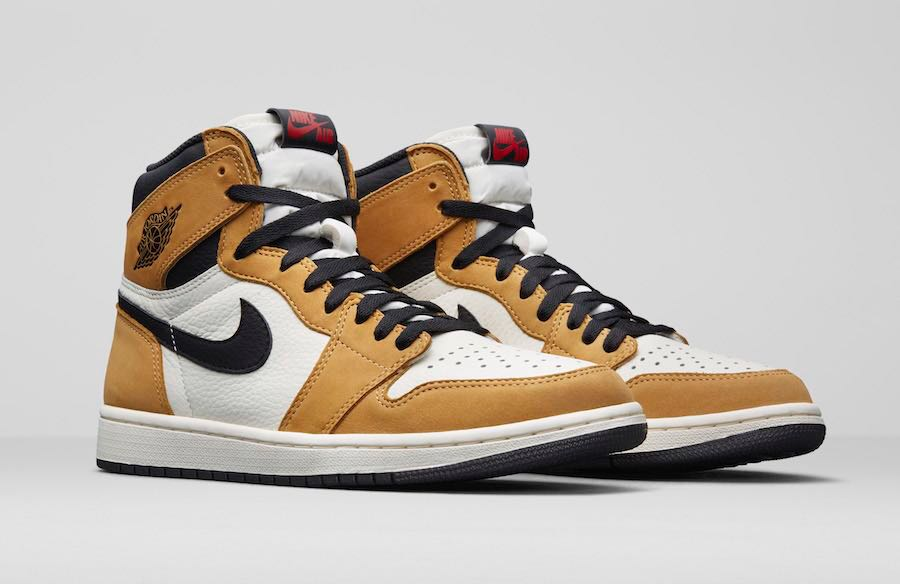 "Jordan 1 ""Not For Resale"" and ""Rookie of the Year"""