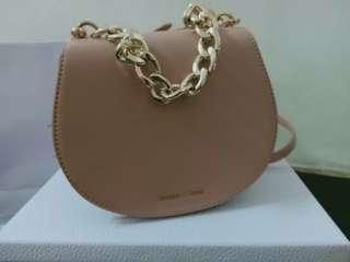 Sling bag CHARLES & KEITH ORIGINAL