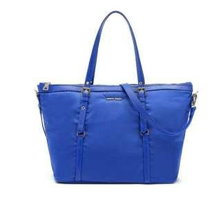 BN MNG Tote/Sling Bag in Royal Blue Colour