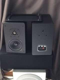 SVS 5 speakers set