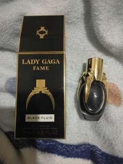 Lady Gaga Fame Black Liquid Perfume