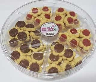 Nutella Tarts Pineapple Tarts