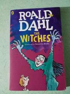 Roald Dahl The witches 英文小說 中學 SBA