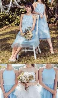 Dress / Bridesmaid Dress / Tutu Dress /