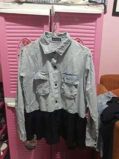 Hosofshopaholic kemeja blouse