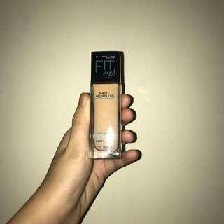 Maybelline Fit Me Foundation shade 230