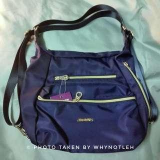 🚚 Blue Sling bag/ Backpack