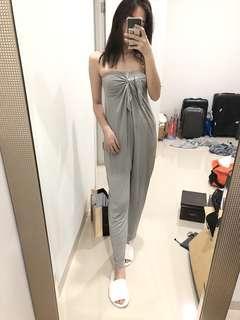 Zara tube jumpsuit