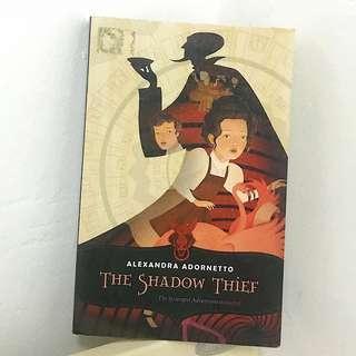 the shadow thief alexandra adornetto