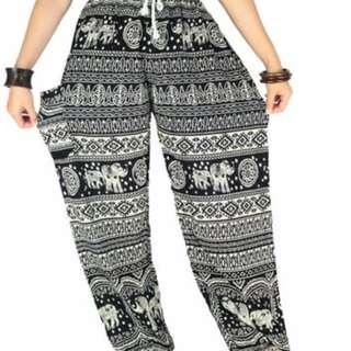 🚚 [Instocks] Thai Harem Yoga Elephant Pants / Plus Size Pants