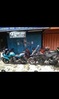 Business workshops motorcycles Motorsport motorbike