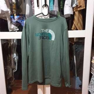 AUTHENTIC The North Face long sleeve t-shirt