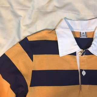 Vintage Rugby Shirt Thrifted