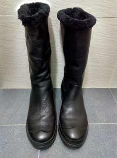 🚚 HUNTER皮靴,8成新