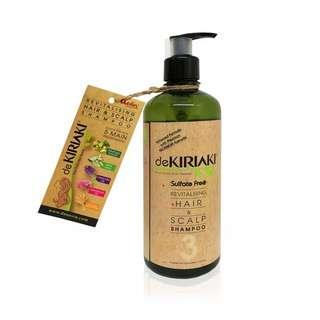 Dekiriaki Hair Shampoo 500ml