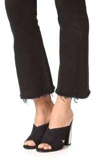NWT Kendall and Kylie KARMEN Heeled Mules