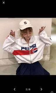 Pepsi outerwear
