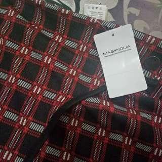 NEW Slit Skirt Magnolia