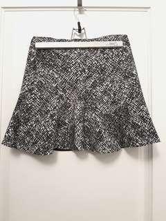 Zara Flared mini skirt. Size xs