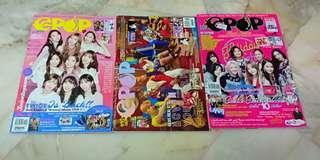 Epop Malay issue 96,97,99 #MFEB20