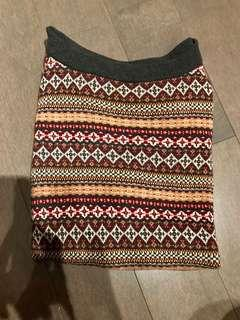 Roots long sweater