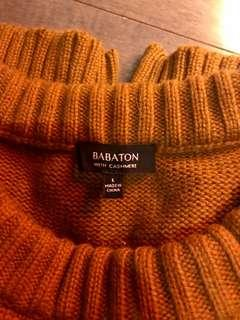 Babaton Sweater Size L