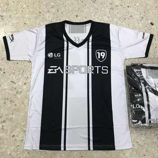 Fifa 19 LG Neffos jersey