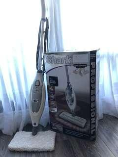 @@ Shark steam mop