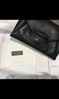Authentic Givenchy Antigona clutch