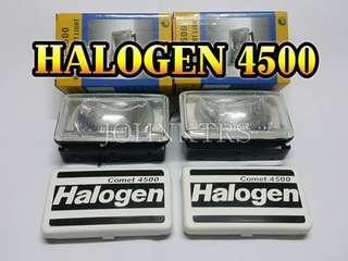 FOGLAMP HALOGEN COMET 4500