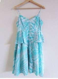 Country road size 12 summer dress