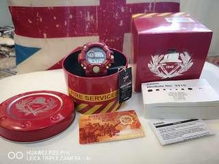 G-SHOCK Rangeman GW9400 in Collaboration with Hong Kong Fire Services 150th Anniversary Limited Edition