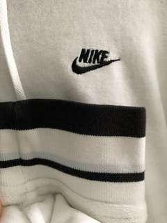 NIKE retro hooded sweater