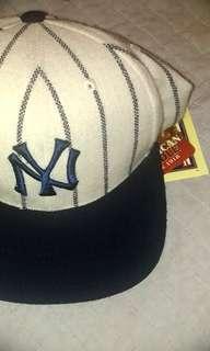 NY YANKEES BASEBALL - SNAP BACK CAP