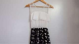 Dainty Sleeveless Dress